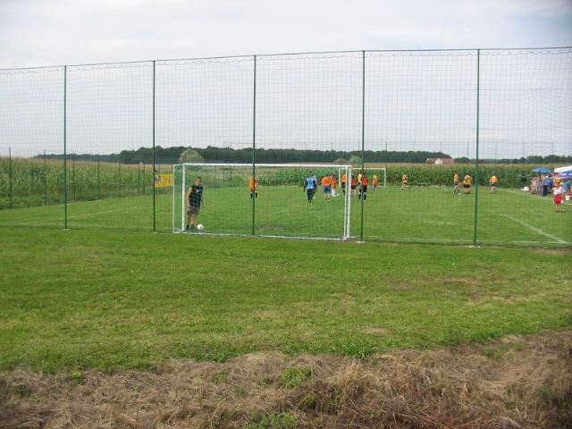 Uradna otvoritev igrišča- 20.08.2006